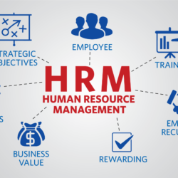A photo which shows the integral concepts of MBA in Human Resource Management