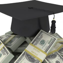 Degree on a pile of money – ROI