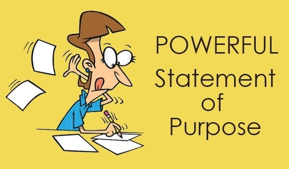What are institutes looking for in your Statement of Purpose