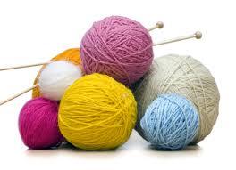 Knitting as a hobby